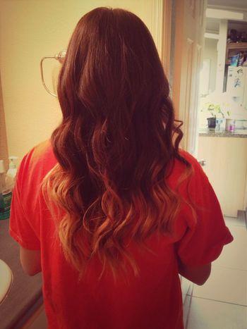 Love my hair!!