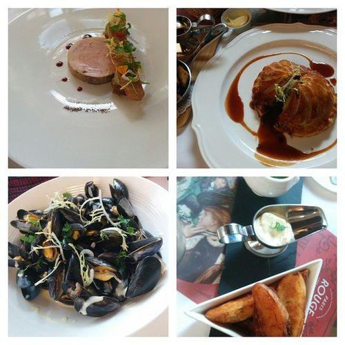 Traditional French Cuisine Art Food French Shanghai Rockbund Lovely Ilobster Instagrammer