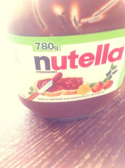 Nutella Taking Photos Enjoying Life My only love :p