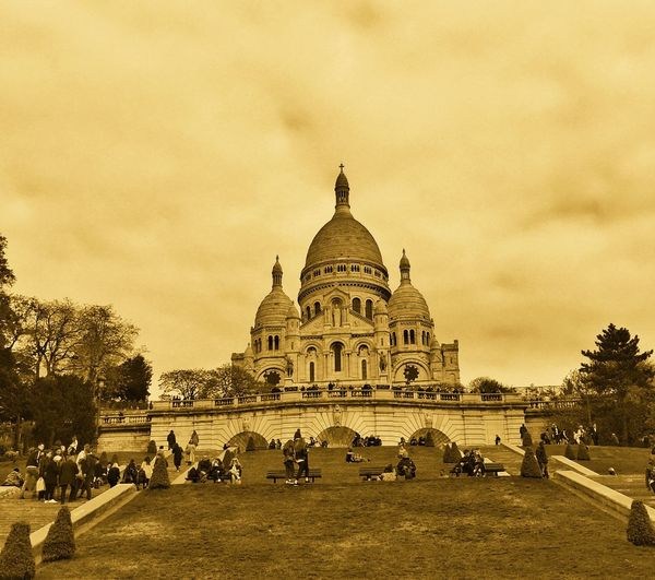 Paris The Places I've Been Today B&Bs Grand Adventure Outdoors Sacre Coeur
