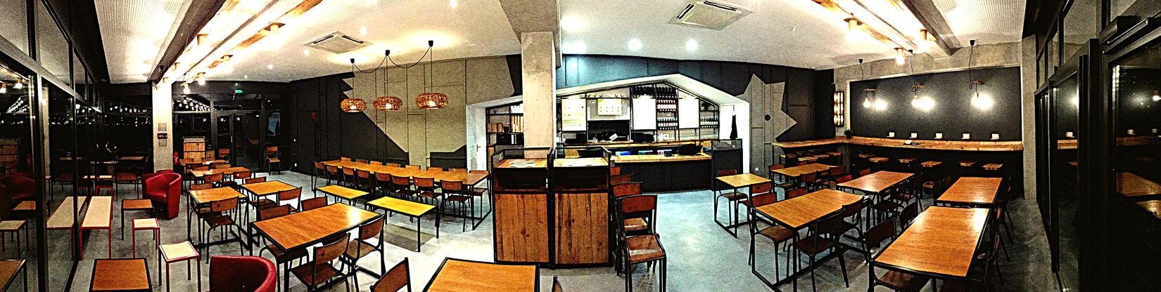 Restaurant Monsieur Poule by night ! Monsieurpoule