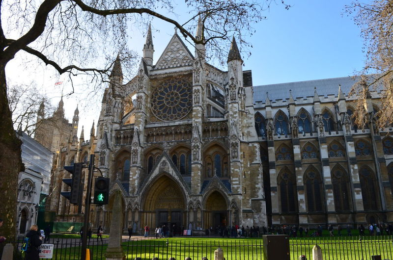 Westminster Abbey London England England, UK Westminster Westminster Abbey Architecture Building Exterior Travel Destinations Built Structure Sky City Outdoors Day Travel History Place Of Worship Famous Places Famous Landmarks Royal Wedding
