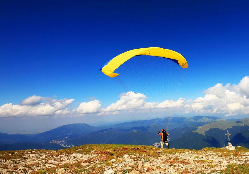 Canon Adrenaline Adrenaline Junkie Alpine Altitude Extreme Flight Floating Fun Mountain Paraglider Paragliding Sensation Sport Summer