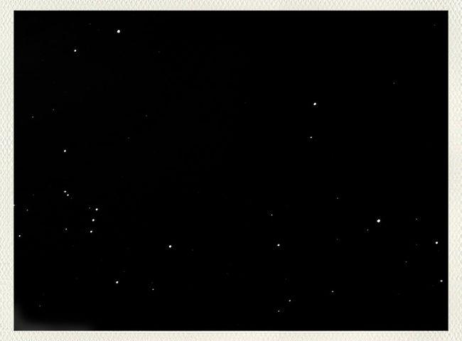Orión, Tauro y Auriga Sky Stars Constellations Canon PowerShot G1 X