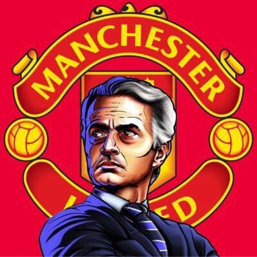 #JOSEMOURINHO. I announced it this morning. Great news. New era. Jose v pep #MUFC. #Follow @mourinhounited