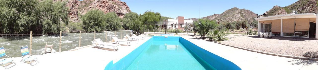 Valle Grande Architecture Day Mendoza No People Outdoors River Swimming Pool Tree Valle Grande