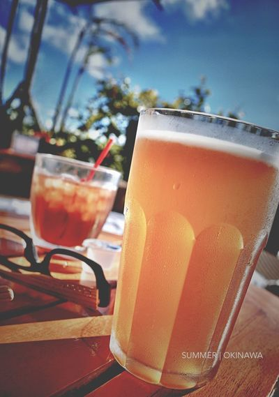 火曜日 PM 3:58 沖繩恩納村, 沒有陽光、沙灘、比基尼, 怎麼能叫放暑假呢.......Haha Kafuuu Resort Fuchaku Cod Okinawa Summer