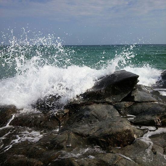 @ Kavala In Greece  Kavala Poutsamouola GREECE ♥♥ Greece Seaside Seaporn Waves Waves Crashing Wavygravy