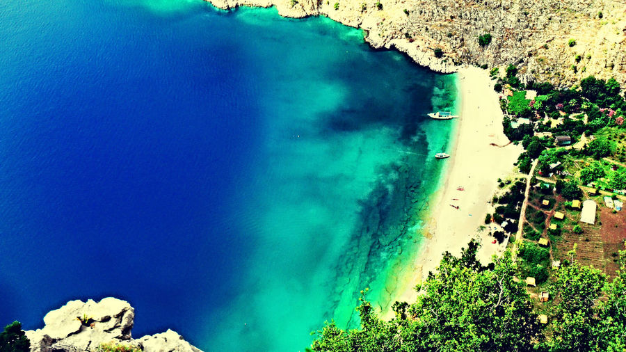 Bay Beach Blue Water Boats Butterfly Valley Climbing Ocean Geology Growing Holiaying Jungle Lonely Bay Lonley Cove Nature Ocean Outdoors Power In Nature Rock Rock Formation Sea Summer Surf Thailand The Beach  Turkey Turquoise Water