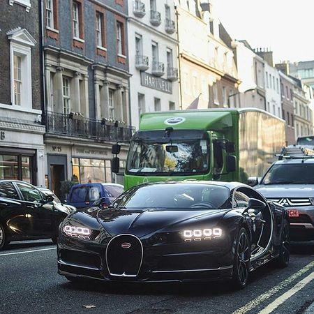 Chiron Bugatti Chiron Car