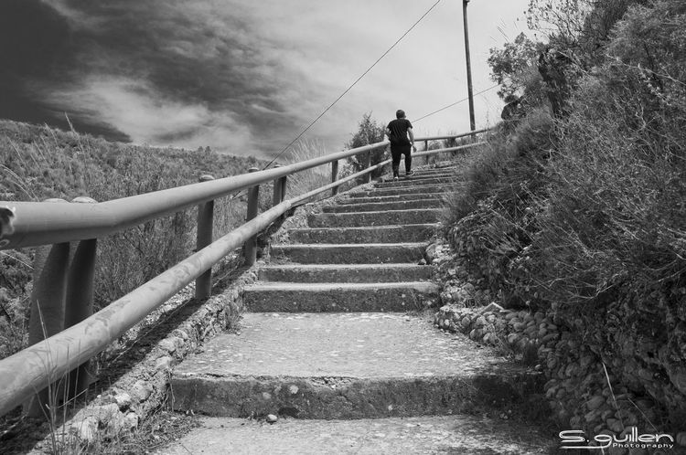 stairs to heaven Taking Photos Sky Nikond300 Clouds Adventure Photooftheday Photography Blavkandwhite