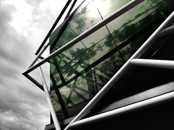 ■Southbank Theater ■(color splash series-08)Architecture Modern Architecture Taking Photo Stree Photography