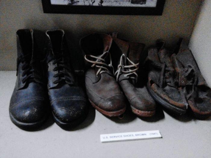 Miles Away Worldwar2memorial Soldiershoes Blackandwhite Photography