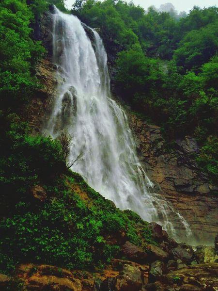 Turkey Karadeniz Artvin Arhavi Arkabi Mençuna şelalesi Waterfall Blacksea Serenity 😍😌😊