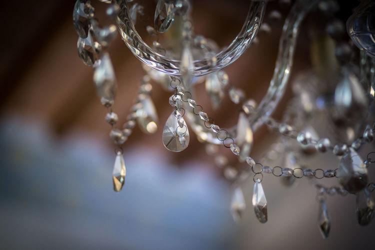 Cristal Cristal Lamp Lamp Eleganc Lampadario  Particolare Lamapda Wedding Detail Wedding Details Wedding Party Detail