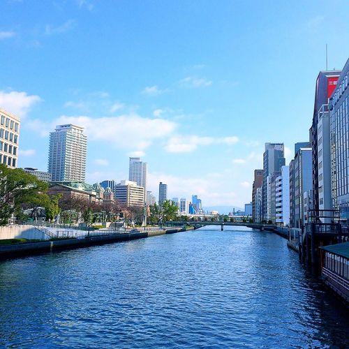 今日は暖かくて陽射しも柔らか♪ Cityscapes Landscape Relaxing