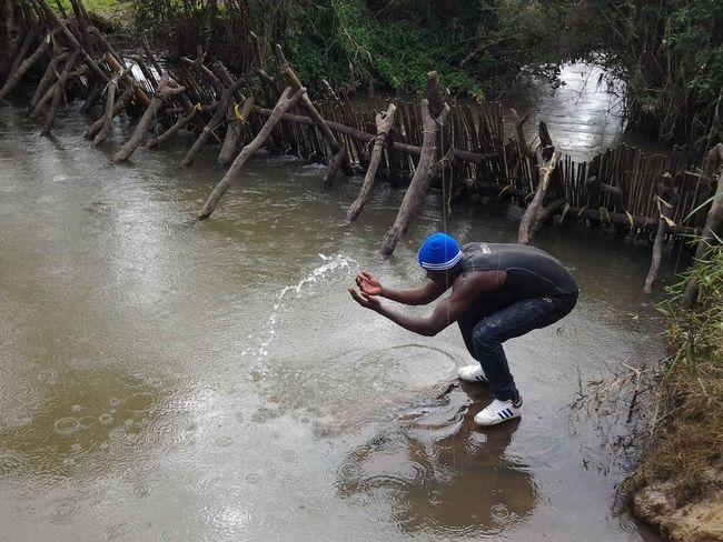 l'eau est la vie