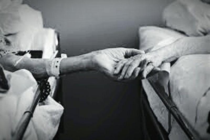 ❤ Händchen Halten