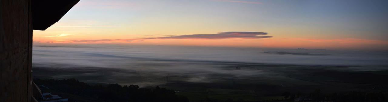 Sunrise in Carmona