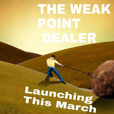 Coming Magnificent March Dealer Book Launch Very Soon Weak_point_dealer