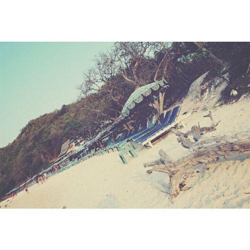 หาดตายาย เกาะล้าน พัทยา Thayaaybeach Kohlarnisland Kohlarn Pattaya Thailand Panny