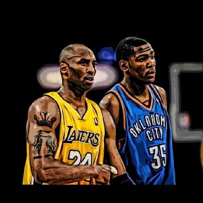 Bryant and Durant Lal Okc 24 35
