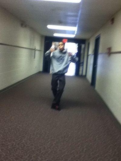 My nigga Micheal in da hallway
