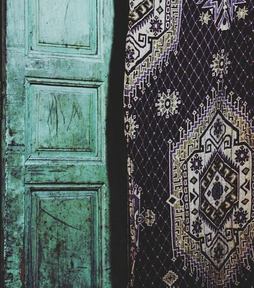Carpet Carpet Art Persian Carpet & Rug Persian Carpet Persian Rug Rug Door Old Door Iran