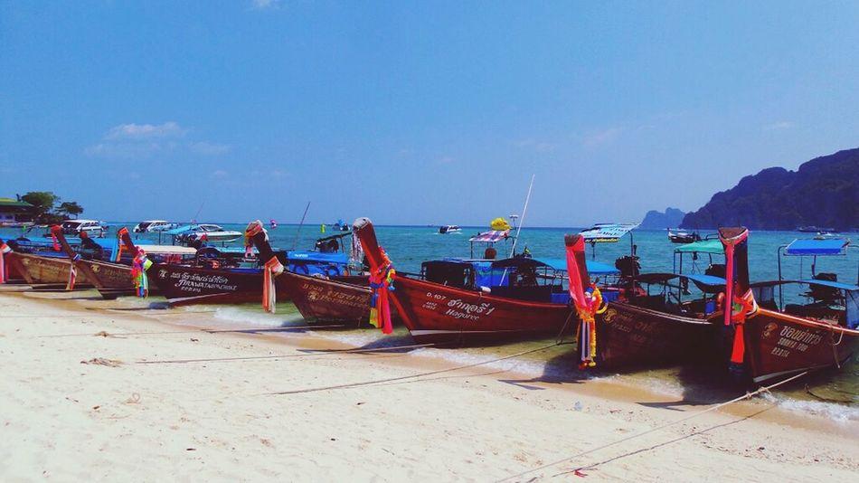 PP Island Phuket Thailand Traveling