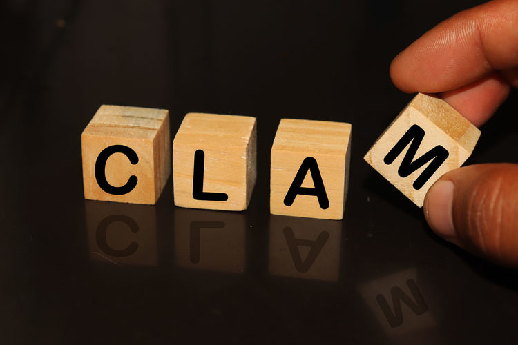 CLAM made with
