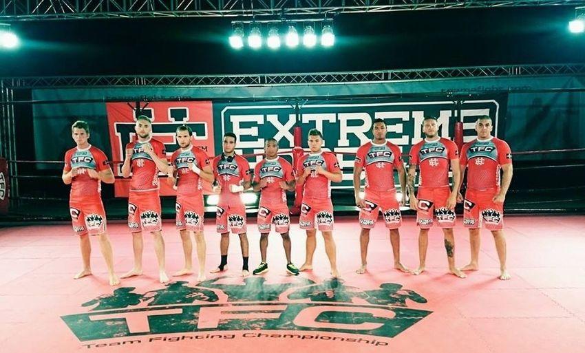 TeamFightingchampionship Teamsweden WisemenGothenburg MMA Riga, latvia