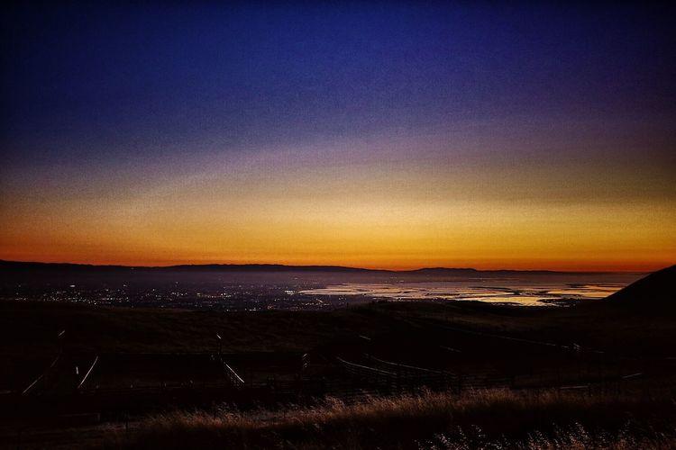 Bay Area Night Photography Sunsets Sunsetphotographs EyeEm Sunsets Eyeem Sunset Collecton EyeEm Sunset Nature Beautiful Sunsetporn Cloudscape Sky And Clouds MotherNaturesGift Sunset_collection Sierrahills Bayareaphotography Sanjoseca First Eyeem Photo