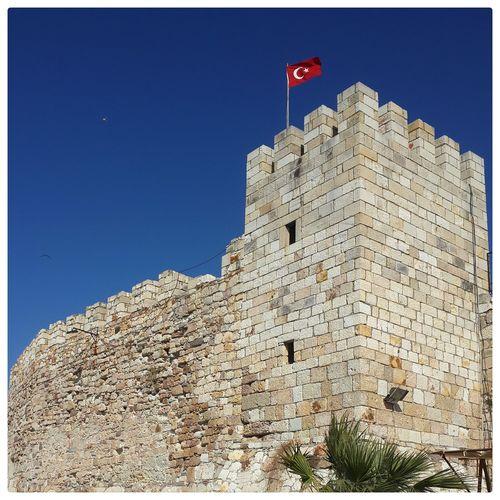 Castle of Foça Focacastle Eskifoca