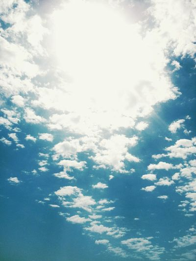 Ma photo. J'aime prendre le ciel. Ciel
