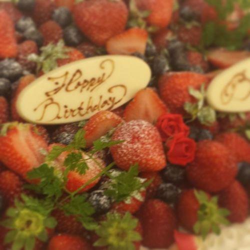 今日のcake 適当 社長の ベリー Cake sweets