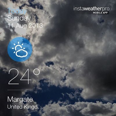 Weather Instaweather Instaweatherpro Sky outdoors nature world margate unitedkingdom day summer gb
