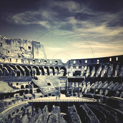 """The Colosseum 