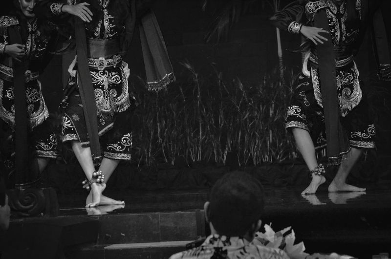 Enjoy The Show Traditional Culture Traditional Festival Dancing