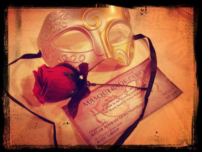AGN Masquerade Party