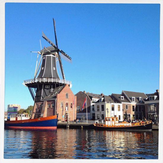 Windmill Dutch City