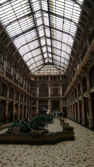 Architecture Built Structure Ceiling Day History Indoors  Library No People Turin
