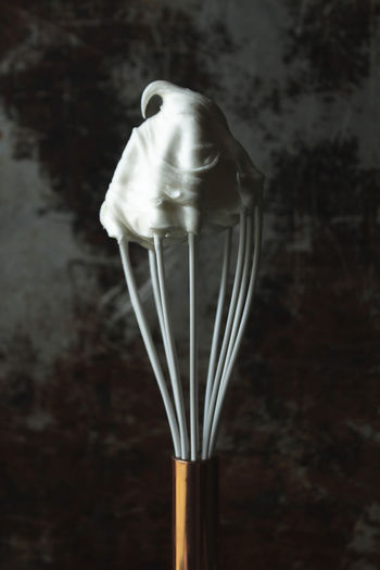 Frosting Frosting Icing Vanilla Whisk No People Focus On Foreground Close-up Still Life White Color White Kitchen Utensil Sugar Sweet Food Swirl Baking Homemade