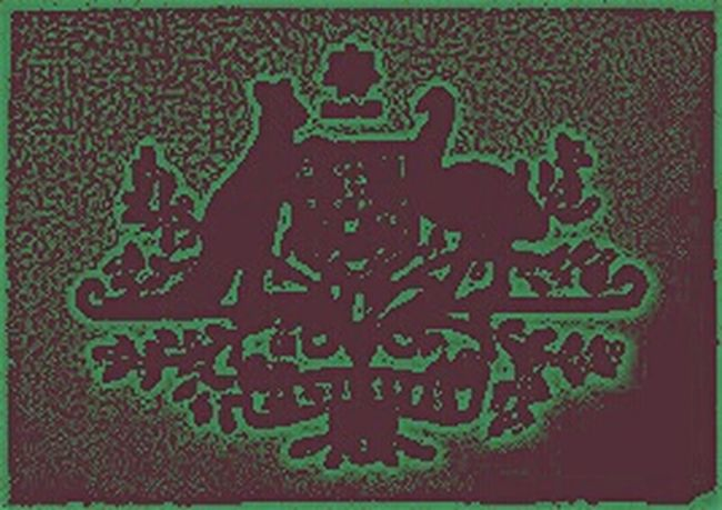Taking Photos Filtered Image Filter Australian Coatofarms Insignia Logo Australia Coat Of Arms Filters Embossed Aussies Fun With Filters The Lucky Country Silhouettes I Come From A Land Down Under Oz Aussie Australia 🇦🇺 Filterphotography Filtered Silhouette Outline Textured