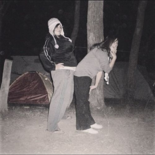 Flash back Friday Bestfriend 2009 Loveher Wearecool Stopbolotime Camping Cantwait Forthenextcamp Drunk Bestmemories Sheviolatedme Feelslikeyeaterday Willalwaysremember Mybestfriendiswaycoolerthenyours @chriis_krystal