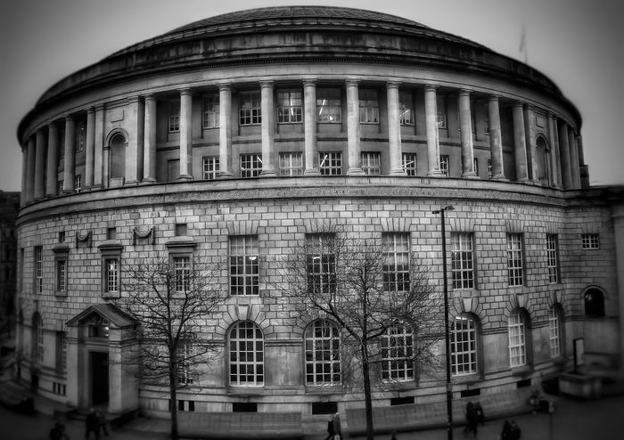 The beautiful Manchester Central Library on a very cloudy day Architectural Column Arts Culture And Entertainment Architecture Built Structure Malephotographerofthemonth EyeEm Masterclass EyeEm Best Shots - The Streets Urban Photography Urban Scene Streetphotography_bw Black And White Portrait Blackandwhite Photography Monochrome Photography Black And White Collection  Black And White Photography Creative Light And Shadow Streets Of Manchester Bnw_captures Black & White Photography Manchester UK Old Architecture Building Photography Buildings Architecture Manchester Central Library Architectural Structure