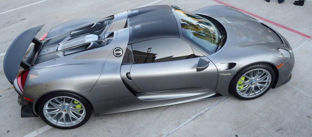 Porsche 918Spyder Supercar Car Porn Exotic Cars HoustonTX Supercars Eyemphotography EyeEm Best Shots Carsofeyeem
