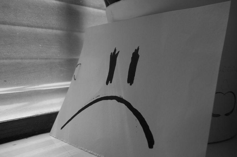 Sad Art And