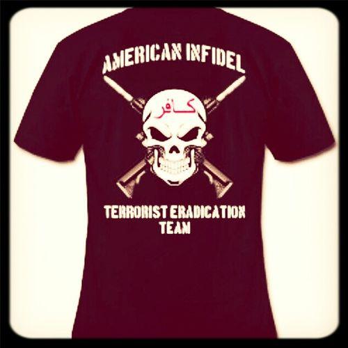 Rot ISIS..! Hello World Warrior