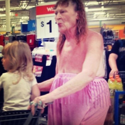 People Of Wal Mart