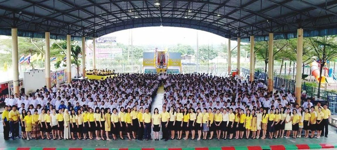 โรงเรียนวัดพลมานีย์ ❤❤ พรุ่งนี้เป็นวันสุดท้ายแล้วสินะที่เราจะได้เป็นเด็กโรงเรียนนี้ นักคุณครูทุกคนและเพื่อนๆทุกคนนะ :)